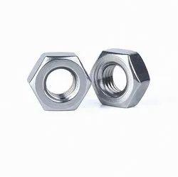 Alok Hexagonal Stainless Steel Nut