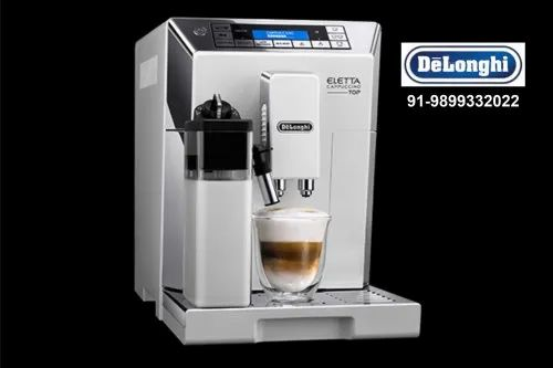 Coffee Delonghi Ecam 45.760.w Eletta Cappuccino Top, Rs 135000