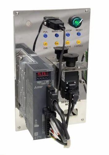 PLC HMI - Industrial Automation Servo Motor Module