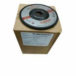 Polymak Diamond Cutting Wheel, 125 mm