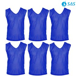 Football Training Bibs - Blue