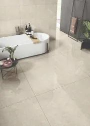 Simola Glossy Berlin Ivory Marble Tiles, Size: 1200 x 1200 mm, Thickness: 9 mm