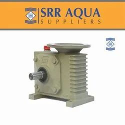 Paddle Wheel Aerator Worm Gearbox
