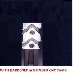 CNC CAMS FOR CIRCULAR KNITTING MACHINES