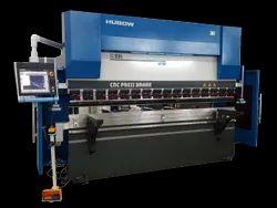 HUBOW CNC Press Brake Machine, Automation Grade: Automatic, Model Name/Number: Euro Smart Series