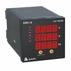 Eapl EMS-18 VAF Meter