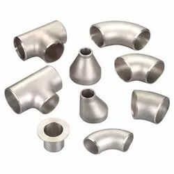 STAINLESS STEEL WELDED FITTINGS, For Structure Pipe, Size: 15 NB TO 500 NB