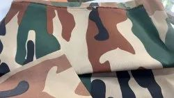 Uly Coated Camouflage Fabric