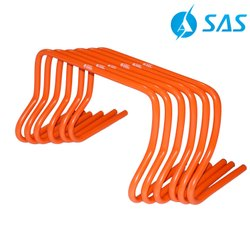 Agility Training Hurdle 12 (Set Of 6) - Fl. Orange