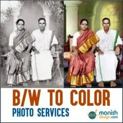Black And White To Color Photo, Event Location: Globally