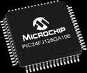PIC24FJ128GA106-I/PT Integrated Circuits