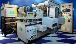 Fully Automatic Narrow Web Hard Embossing Machine Including Compliance Rubber Roll(330 Mm)