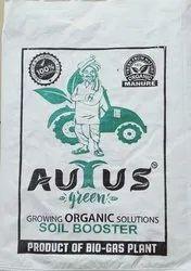 30Kg Organic Soil Booster, For Fertilizer, Packaging Type: Pp Bag