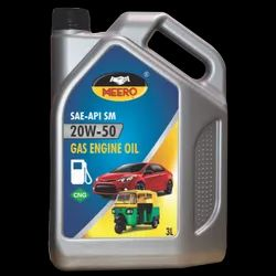 3l Cng Gas Engine Oil