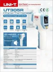 Contactless Infrared IR Thermometer, For human temperature