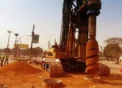 Piling Contractor Services, Pan India