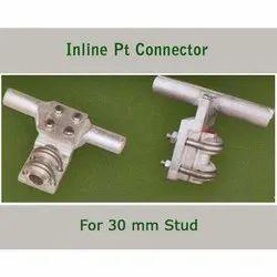 SSI 59515736 Aluminium Inline PT Connector, 50 Hz