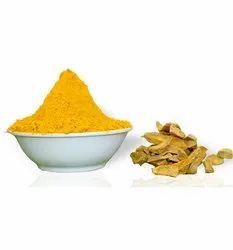 Yellow Wild Turmeric Powder, For Herbal Skin Care, Packaging Type: PP Bag