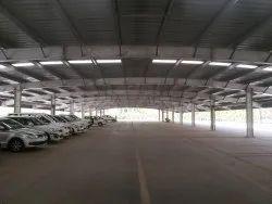 Steel Modular Warehouse Sheds