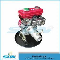 GK 100 Petrol Concrete Vibrator