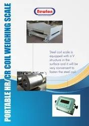 Coil Weighing Scale