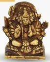 620 gm Brass Statue Hanuman Ji