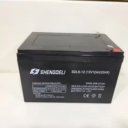 Shengdeli 12vx12ah Battery