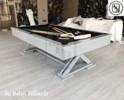JBB Stylish Modern Pool Table