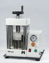 MAASSEN - Hydraulic KBR Pellet Press