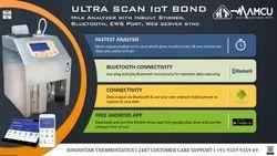 Ultra Scan Milk Analyzer IoT Bond
