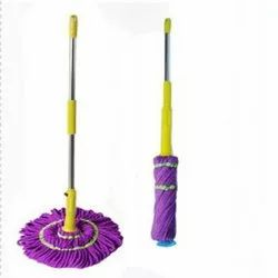 KRA Multicolor Cotton Twist Mop, For Floor Cleaning