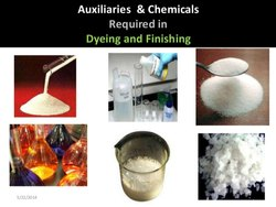 Dye Bath Chemicals, For Textile Industry, Packaging Size: 50