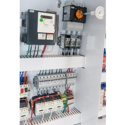 Control Panel For Eot Cranes, Operating Voltage: 415 V