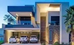 Residential Projects Concrete Frame Structures Villa Construction Service