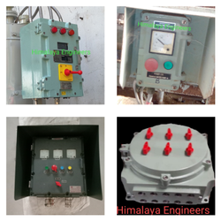 Flameproof Control Station/LCS, For Hazardous Area