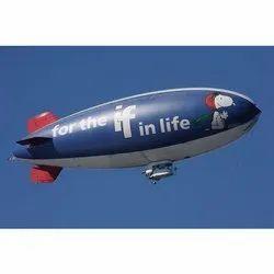 Advertising Aeroplane Balloon