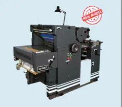 Sahil Sheet Fed Two Colour Satellite Model Non Woven Bag Printing Machine