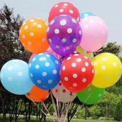 Birthday Balloons Polkadot For Birthday Parties and Decorations