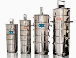 Stainless Steel Jumbo Canteen Tiffin Carrier