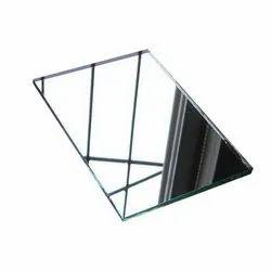 Decorative Mirror Glass, Size: 10 Inch