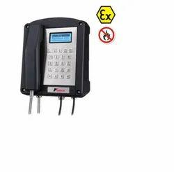 Intrinsically Safe Telephone Set