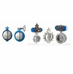 Delval Butterfly Valves