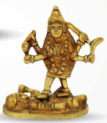 545 gm Brass Kali Mata