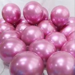 Birthday Chrome Balloons For Birthday Parties and Decorations