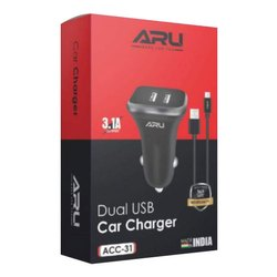 ACC-31 Dual USB Car Charger