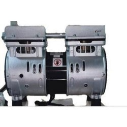 Copper AC Single Phase 0.75 HP Air Compressor Motor Head, Air Tank Capacity: 30 L, Discharge Pressure: 8 Bar