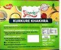 Round Basic Indian Kurkure Khakhra, Packaging Type: Vacuum Pack, 3 Month
