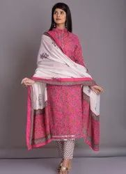 Stitched Ladies Printed Cotton Suits