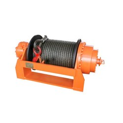 Hydraulic Power Winch