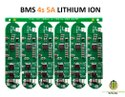 Bms 4s 5a Lithium Ion